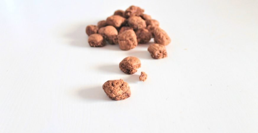 Pepernoten (glutenvrij, lactosevrij en eivrij)
