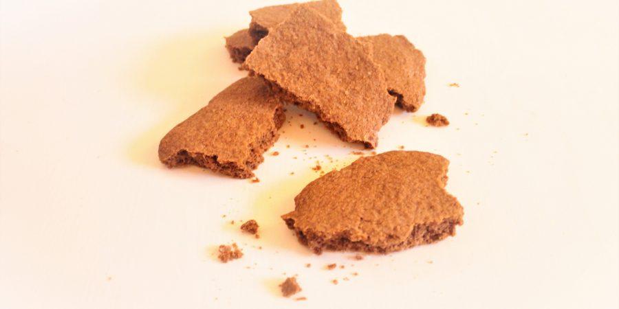 Speculaasbrokken (glutenvrij, lactosevrij en eivrij)
