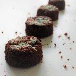 Feestelijke brownies